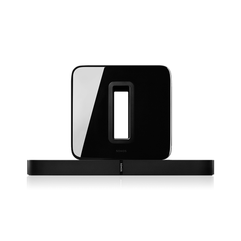 sonos home cinema 3 1 playbase innospot. Black Bedroom Furniture Sets. Home Design Ideas